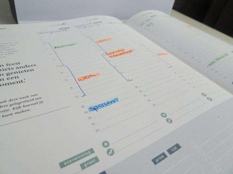 Purpuz planner weekplanning bregblogt.nl