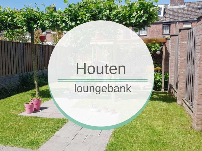 Houten loungebank bregblogt.nl