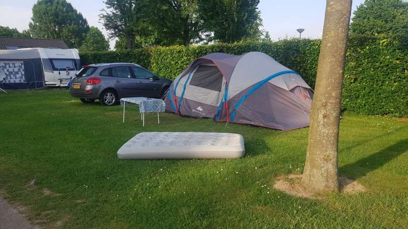 Oh Happy DAy Camping Oriental tent Quechua Air seconds Family bregblogt.nl