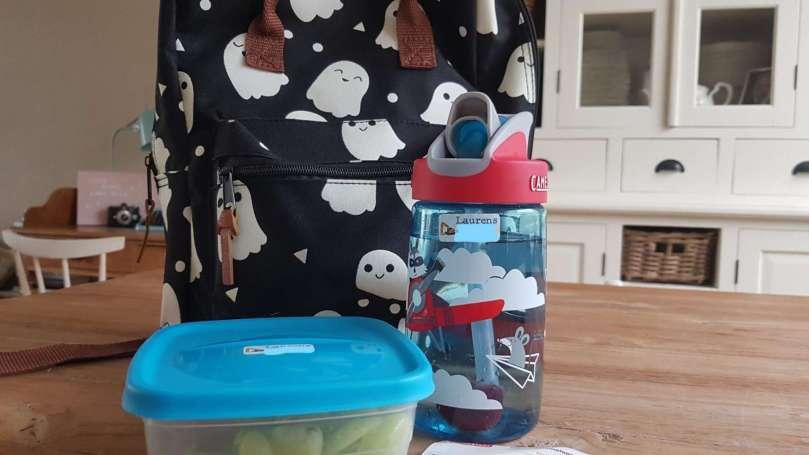 Voorbereiding op de basisschool Lunchpakket Laurens