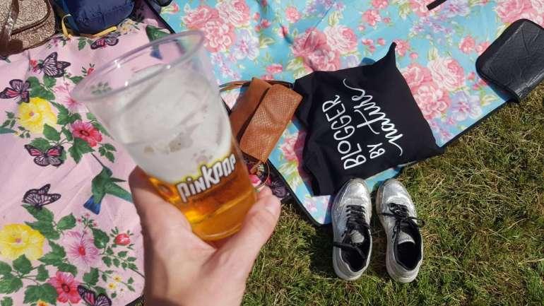 Pinkpop 2018 eerste biertje bregblogt.nl