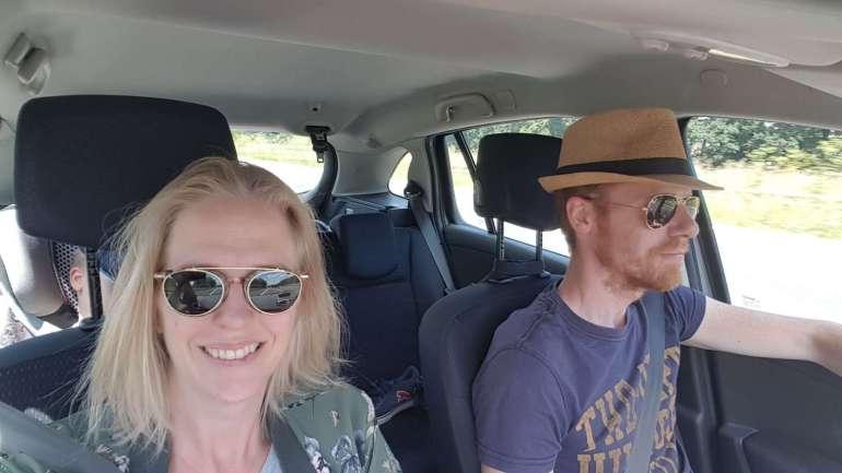 Pinkpop 2018 onderweg auto bregblogt.nl