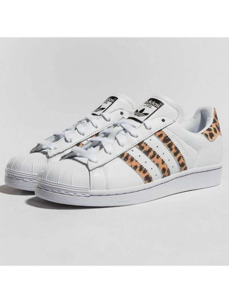 Adidas Originasl Superstar wit leopard bregblogt.nl