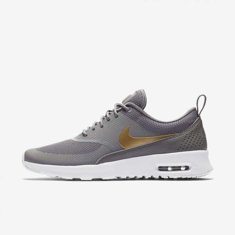 Nike Air Max Thea grijs en goud bregblogt.nl