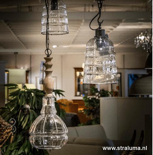 Straluma landelijke hanglamp Sacha bregblogt.nl