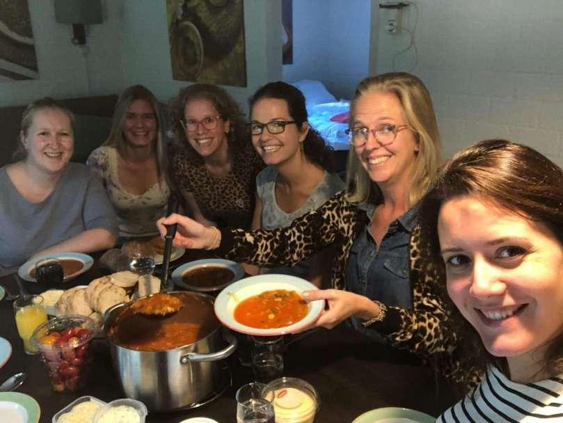 Bloggersweekend soep bregblogt.nl