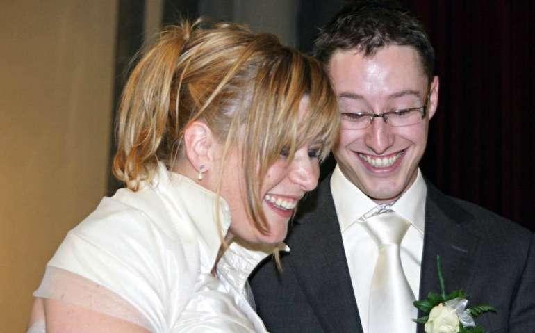 De bruiloft van Andrea bregblogt.nl
