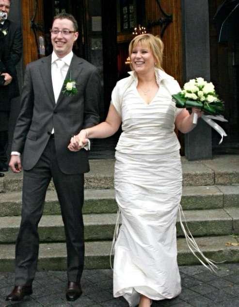De bruiloft van Andrea kerk bregblogt.nl