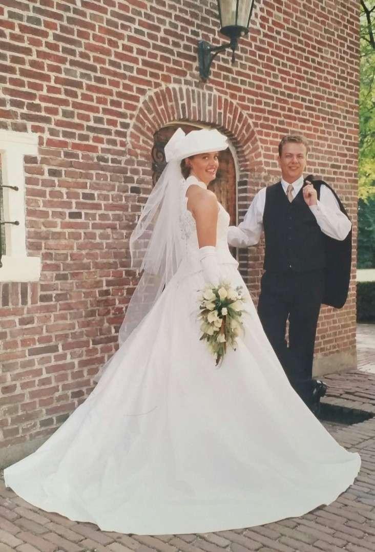 De bruiloft van Natasja bruidspaar Bregblogt.nl