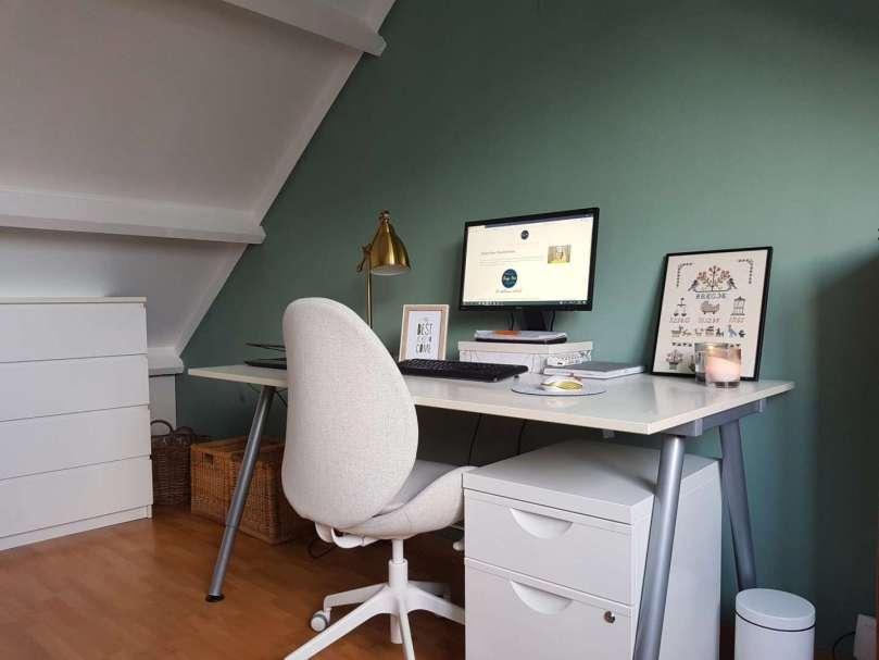 Efficient ingericht kantoor bregblogt.nl
