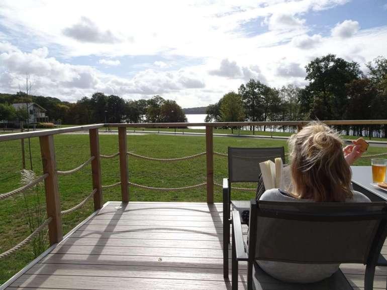 golden Lakes Village uitzicht op het meer bregblogt.nl