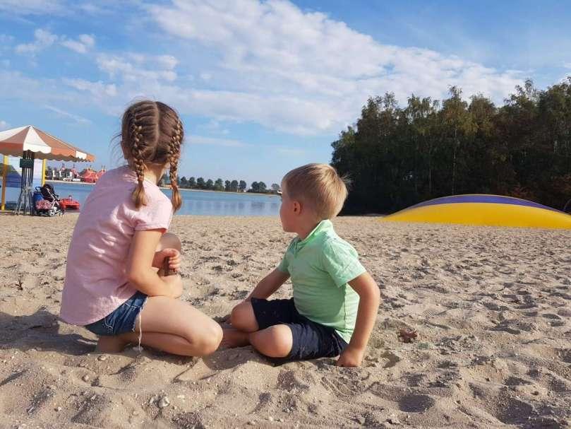 BillyBird Park Hemelrijk strand spelen bregblogt.nl