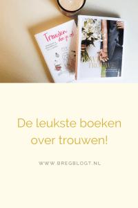De leukste boeken over trouwen bregblogt.nl wedding inspiratie bruiloft plannen weddingplanner