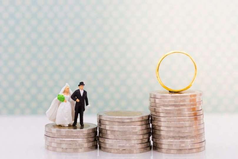Hoe spaar je voor jouw droombruiloft bregblogt.nl Shutterstock