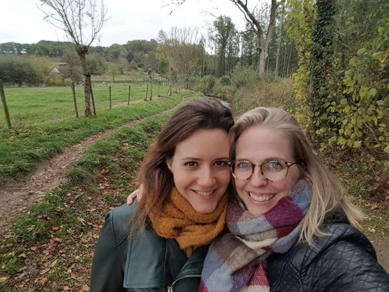 Limburg lonkt herfstwandeling auberge de smockelaer bregblogt