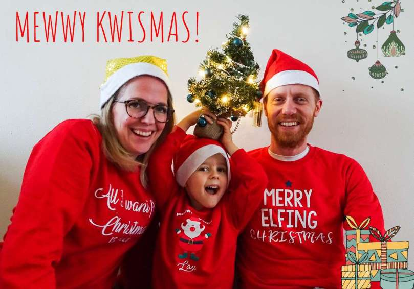 Kerstgroet 2018 Breg Blogt bregblogt.nl kerstmis mewwy kwismas