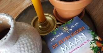 Maan - Lucinda Riley De Zeven Zussen bregblogt.nl
