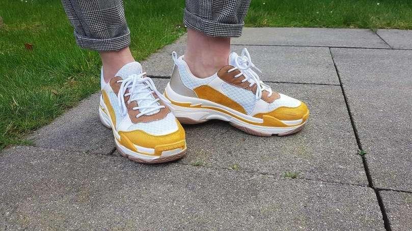 Dad sneakers Bristol bregblogt.nl