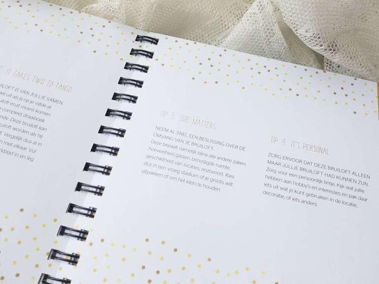 wedding planner bregblogt tips bij plannen bruiloft hulp inspiratie trouwen.nl
