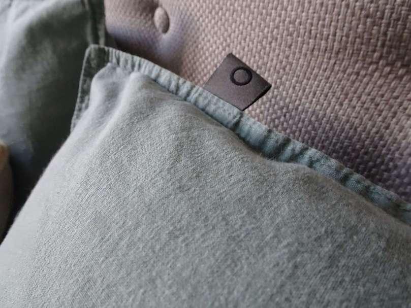 Essenza vintage katoen dekbedovertrek close up bregblogt.nl