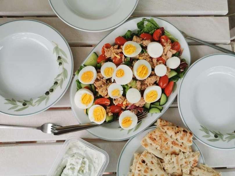 Lunch in Olivetto Villas bregblogt.nl