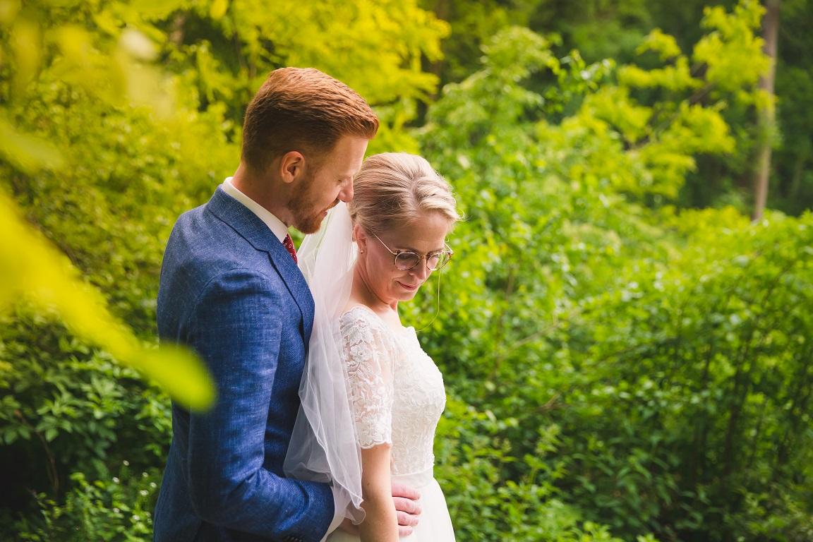 Onze Bourgondische En Relaxte Bruiloft Op Landgoed