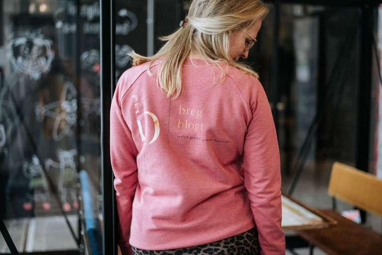 Bedrijfskleding bregblogt.nl inspiratie achterkant logo bedrukken
