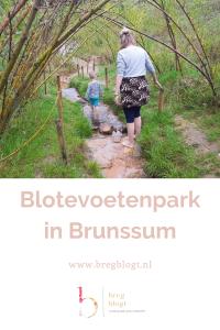 Blotevoetenpark Brunssum Blotevoetenpad bregblogt.nl