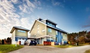 Archetype Sustainable House