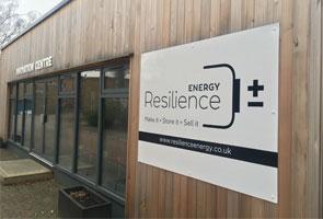 Resilience Energy Technology Ltd