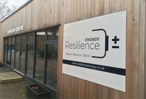 Resilience Energy Technology Ltd