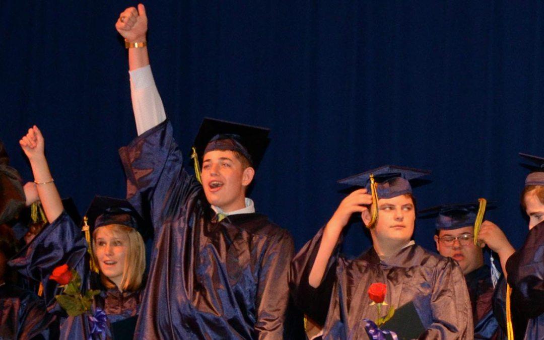 Brehm's Graduation 2018