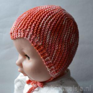 Baby oranje muts kleding Koningsdag