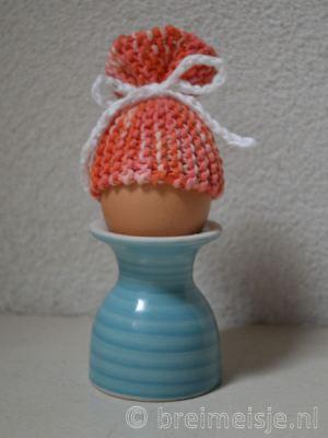 breipatroon-eiermutsje