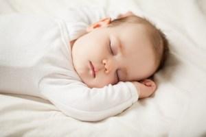 Baby mouwvestje