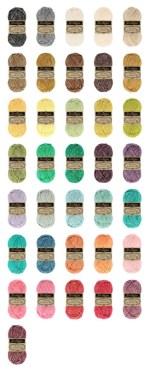 Scheepjes Stone Washed XL kleuren