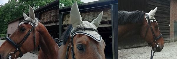 Oornetje paard zelf maken - haakpatroon