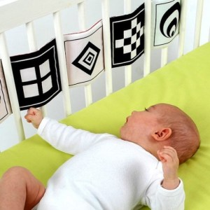 Baby boxboekje kijkboekje Naturelle