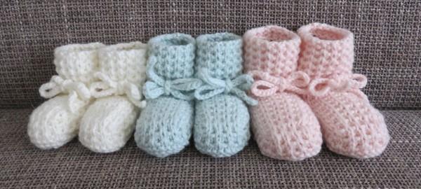 Super Zoek je breipatroon voor babysokjes? Breipatronen van Breimeisje IR-36