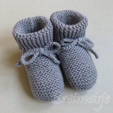 Babysokjes ribbels baby 6 maanden