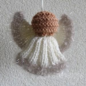 Engeltje breien patroon