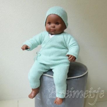 Babykleding breien patronen