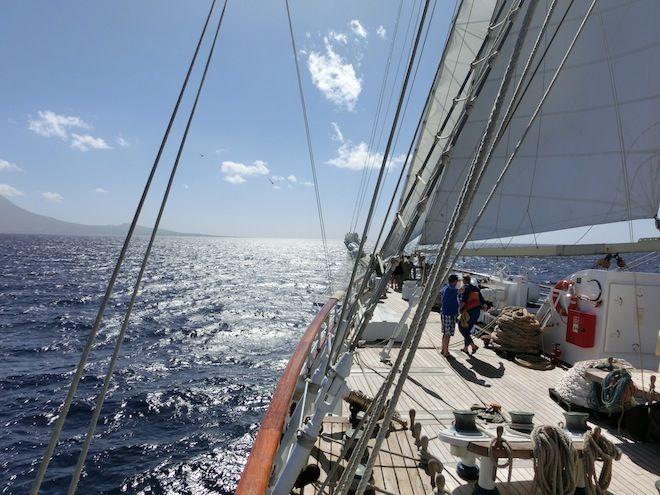 Segeln mit der Star Clipper in der Karibik_ Insel Nevis_2