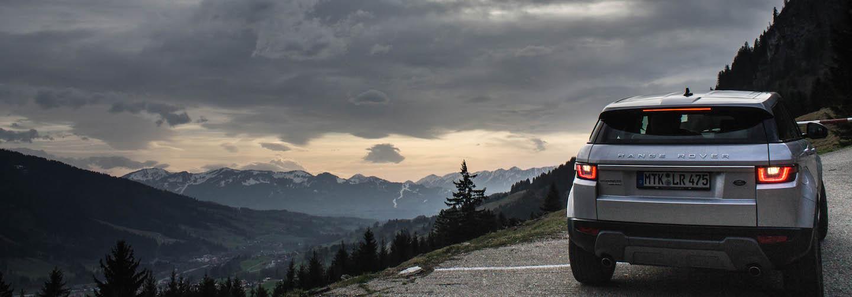 range rover evoque - bayern - joerg pasemann