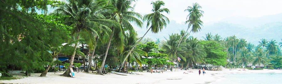 Urlaub im Dezember - Beste Reisezeit Dezember - Reisezeit - Urlaub in Thailand