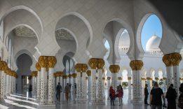 Abu Dhabi - Joerg Pasemann - Scheich-Zayid-Moschee -5161