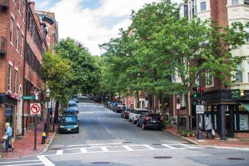 Reisebericht Boston - Joerg Pasemann - Reiseberichte Beacon Hill -8418
