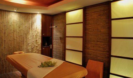 Ayurveda-Behandlungszimmer
