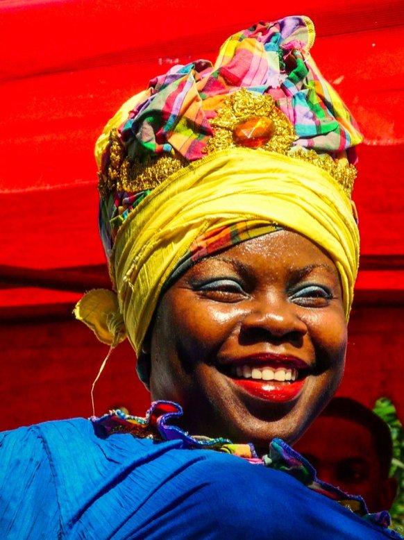 Bajan-Woman, Foto Martin Cyris