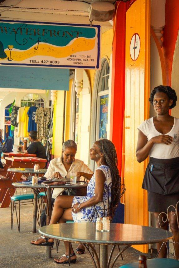 Waterfront Café, Foto Martin Cyris